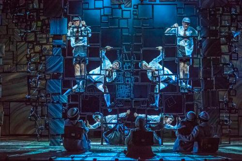 """The multi award-winning """"Matilda The Musical"""" is dubbed by UK's Sunday Times as """"the standout musical of the decade""""."""