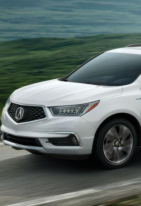 Brilliant First Look 2017 Acura MDX