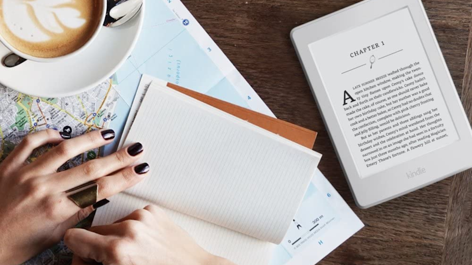 Best gifts for mom 2020: Kindle Paperwhite