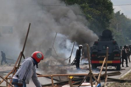 Indonesia chief security minister to fly to Papua as fresh protests erupt