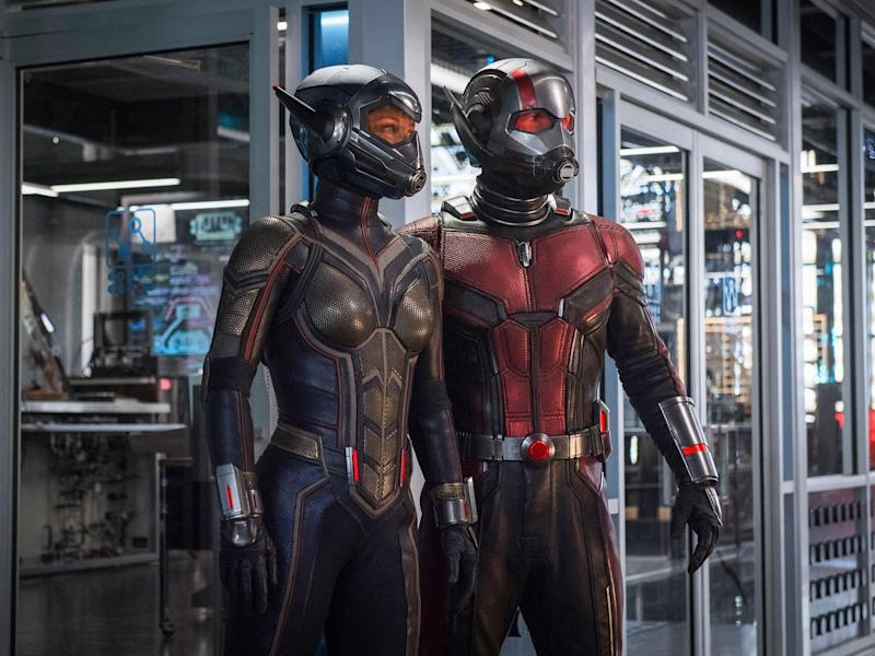 ant man and the wasp marvel