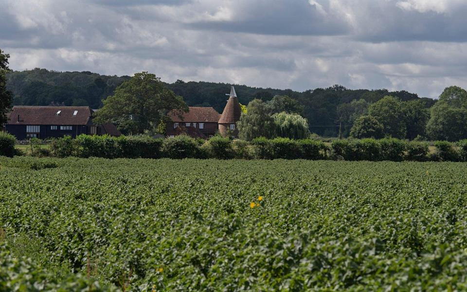 The borough council earmarked 2,100 new houses for Tudeley in its draft Local Plan to 2038 and a further 2,160 homes in East Capel between Five Oak Green and Paddock Wood - Julian Simmonds