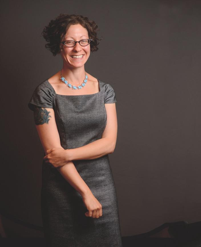"""""""Libraries are centers of discovery and a safe place to go where one is encouraged and supported in finding information that is empowering and transformative. That process is what inspires me to be a part of librarianship."""""""