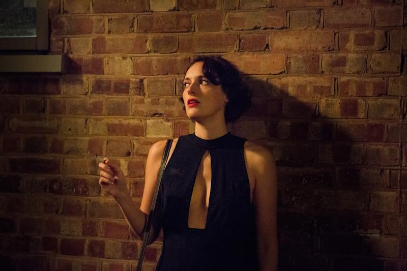 Phoebe Waller-Bridge in Fleabag Season 2.