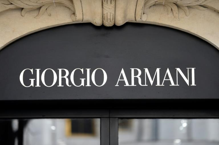 "The group -- whose brands include Giorgio Armani and Emporio Armani -- said the medical overalls would be used for ""the individual protection of healthcare workers engaged in the fight against the Coronavirus disease"""