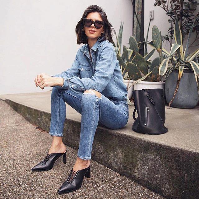 """<p>Along with a selection of classic core denim styles and its own <a href=""""https://paige.com/women/paige-vintage"""" target=""""_blank"""">Vintage line</a>, Paige has also expanded into trendier jeans and ready-to-wear pieces. Though you can count on this Los Angeles-based brand for endless cool-girl-approved options, Paige also has a <a href=""""https://www.paige.com/about/philanthropy"""" target=""""_blank"""">philanthropic side</a>. To advocate for a healthy self-image, the brand works with organizations including the National Eating Disorders Association and the Rape Treatment Center. </p><p><a class=""""body-btn-link"""" href=""""https://go.redirectingat.com?id=74968X1596630&url=https%3A%2F%2Fwww.paige.com%2Fwomen-denim-jeans%2Fl%2F202&sref=http%3A%2F%2Fwww.harpersbazaar.com%2Ffashion%2Ftrends%2Fg15169145%2Fjeans-denim-brands%2F"""" target=""""_blank"""">SHOP PAIGE JEANS</a></p><p><a href=""""https://www.instagram.com/p/BsgI_njDBfy/"""">See the original post on Instagram</a></p>"""