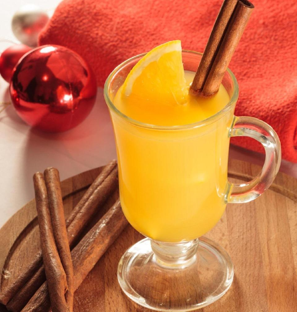 "<p>Indiana's top trending recipe during 2020 was wassail, followed by <a href=""https://www.thedailymeal.com/best-recipes/easy-deviled-ham-salad-recipe?referrer=yahoo&category=beauty_food&include_utm=1&utm_medium=referral&utm_source=yahoo&utm_campaign=feed"" rel=""nofollow noopener"" target=""_blank"" data-ylk=""slk:ham salad"" class=""link rapid-noclick-resp"">ham salad</a>. The delicious cocktail is perfect for cold weather — it's a blend of apple cider, orange juice, nutmeg and cinnamon sticks. Skip some of the fuss and mess of making your own cocktail by using an Instant Pot.</p> <p><a href=""https://www.thedailymeal.com/best-recipes/wassail?referrer=yahoo&category=beauty_food&include_utm=1&utm_medium=referral&utm_source=yahoo&utm_campaign=feed"" rel=""nofollow noopener"" target=""_blank"" data-ylk=""slk:For a Wassail recipe, click here."" class=""link rapid-noclick-resp"">For a Wassail recipe, click here.</a></p>"