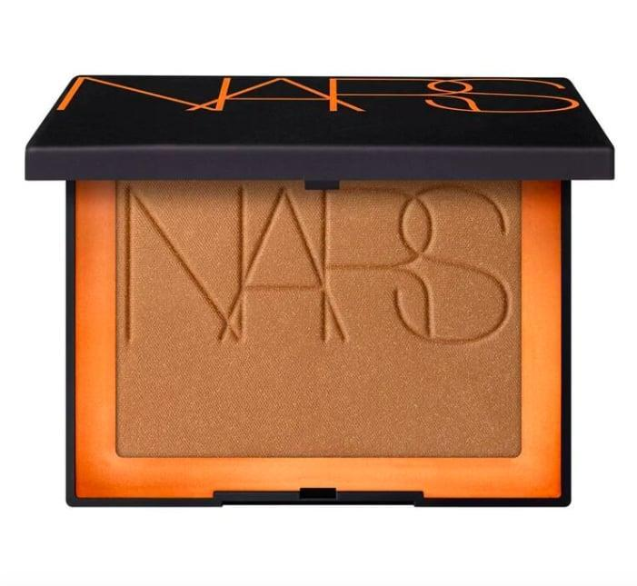 <p>The <span>NARS Bronzing Powder</span> ($38) contains just a hint of shimmer to make you glow without making you look like a disco ball. If you become just as obsessed with it as we are, there's a jumbo size that you can purchase. </p>