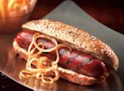 """<p><strong><a href=""""https://www.yelp.com/biz/kings-sausage-las-vegas-7"""" rel=""""nofollow noopener"""" target=""""_blank"""" data-ylk=""""slk:King's Sausage"""" class=""""link rapid-noclick-resp"""">King's Sausage</a>, Las Vegas</strong></p><p>""""Probably the best Eastern European food I've ever had in Las Vegas! The sausage was supreme, with the perfect amount of kraut and carmalized onions, all on an amazing pretzel bun. The pierogi is juicy and tastes great, you seriously can't miss out on it."""" – Yelp user <a href=""""https://www.yelp.com/user_details?userid=gDr6lWWPmemifTOMv71UoA"""" rel=""""nofollow noopener"""" target=""""_blank"""" data-ylk=""""slk:Maxwell W."""" class=""""link rapid-noclick-resp"""">Maxwell W.</a></p><p>Photo: Yelp/<a href=""""https://www.yelp.com/user_details?userid=EDRpEg8JzRsDxNgGR82EBg"""" rel=""""nofollow noopener"""" target=""""_blank"""" data-ylk=""""slk:Jerry K."""" class=""""link rapid-noclick-resp"""">Jerry K.</a></p>"""