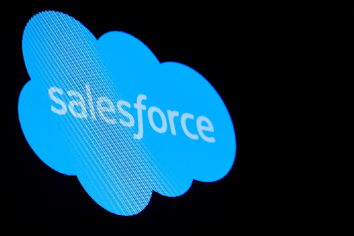 Salesforce launches $125m fund for European tech startups