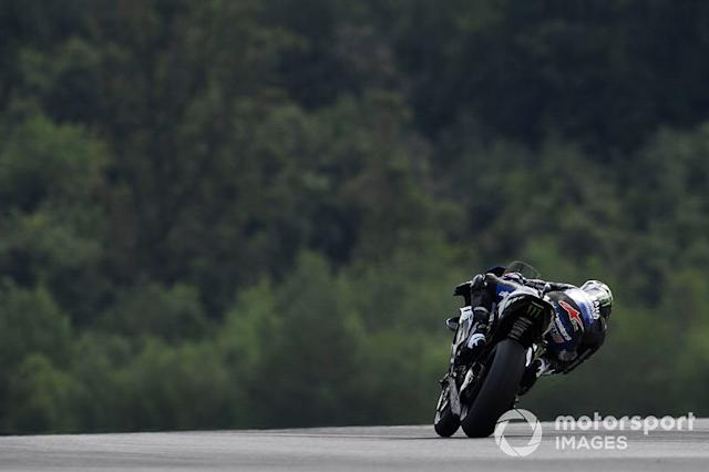 "Maverick Vinales, Yamaha Factory Racing <span class=""copyright"">Gold and Goose / LAT Images</span>"