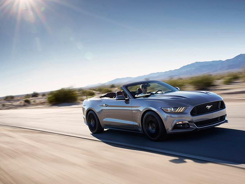 The Ford Mustang Gets a Power Boost and Tesla Axes the 60D Model X: The Evening Rush