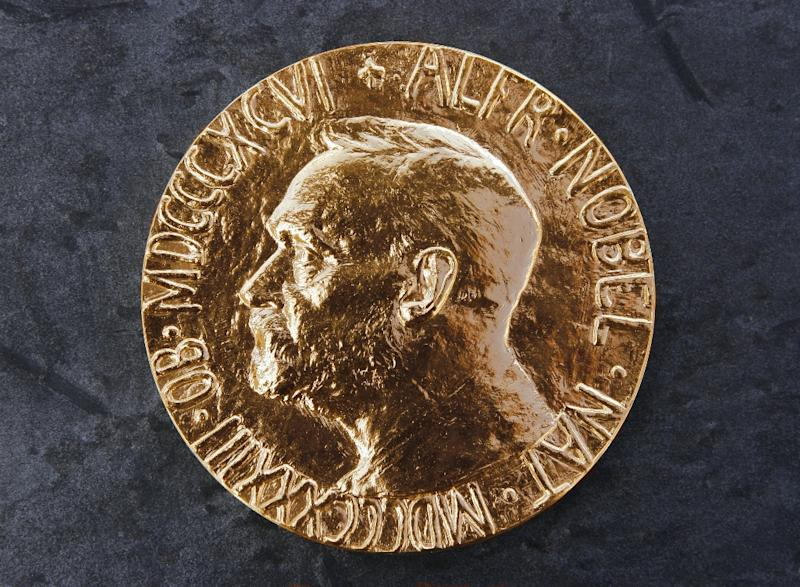 Nobel Peace Prize Medal 1986 Full list of No...