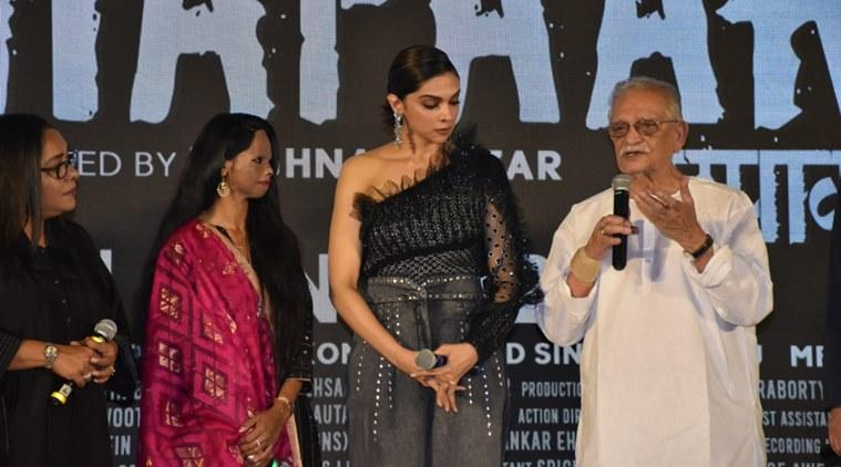 Gulzar song launch