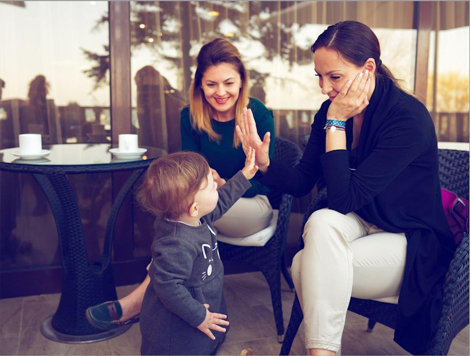 Embryo donation can be a new kind of way to make a family. (Photo: stock_colors)