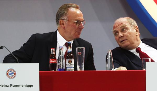 "Bundesliga: Rummenigge fordert ""Financial Fairplay 2.0"" und kündigt neue Strategie an"