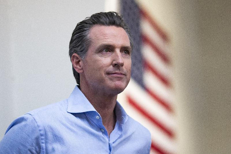 California governor to halt executions, temporary reprieve for inmates