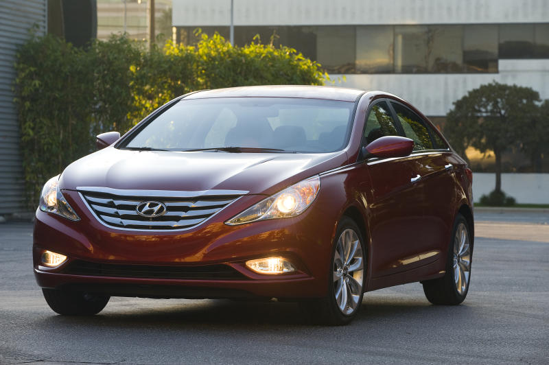 Rich-looking Sonata makes impression