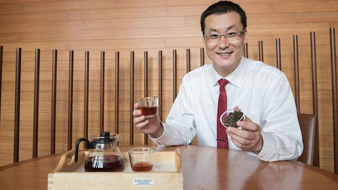 dementia, tea, Assistant Professor Feng Lei, health,