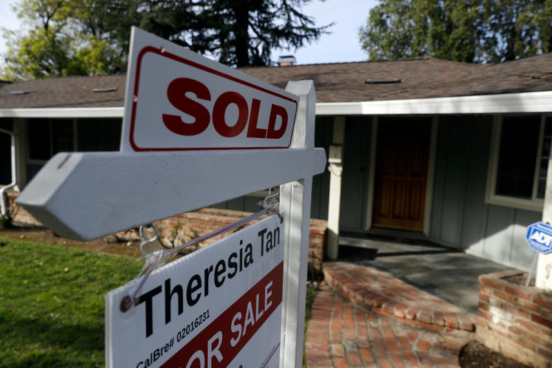 Feb. home prices soar 6.3 pct in a fierce competition to buy