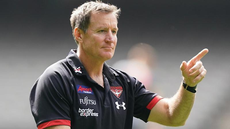 John Worsfold says players in hubs must show maturity in their private lives to protect all