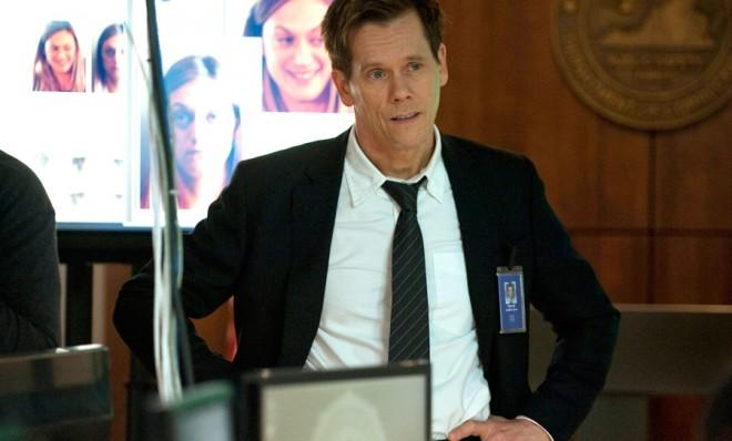 Kevin Bacon's FOX police drama The Following is the rare bright spot on an otherwise dim celebrity TV line-up.