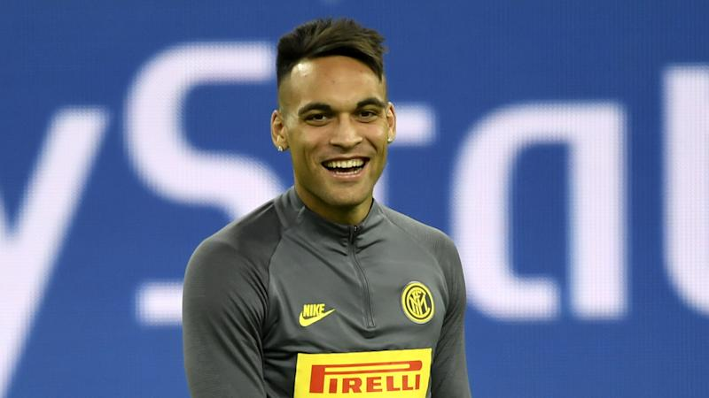 Barcelona-linked Lautaro a 'great player', says Valverde ahead of Inter clash