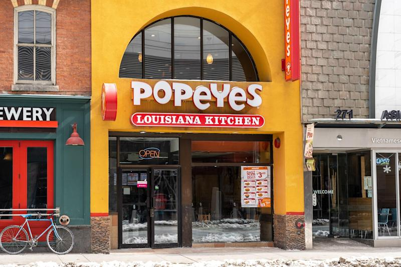 Popeyes' Cajun-Style Turkeys are back just in time for Thanksgiving
