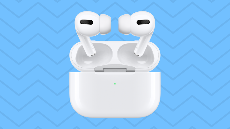 The elite Apple AirPods Pro at their lowest price of the year — down to $190 from $249! (Photo: Amazon)