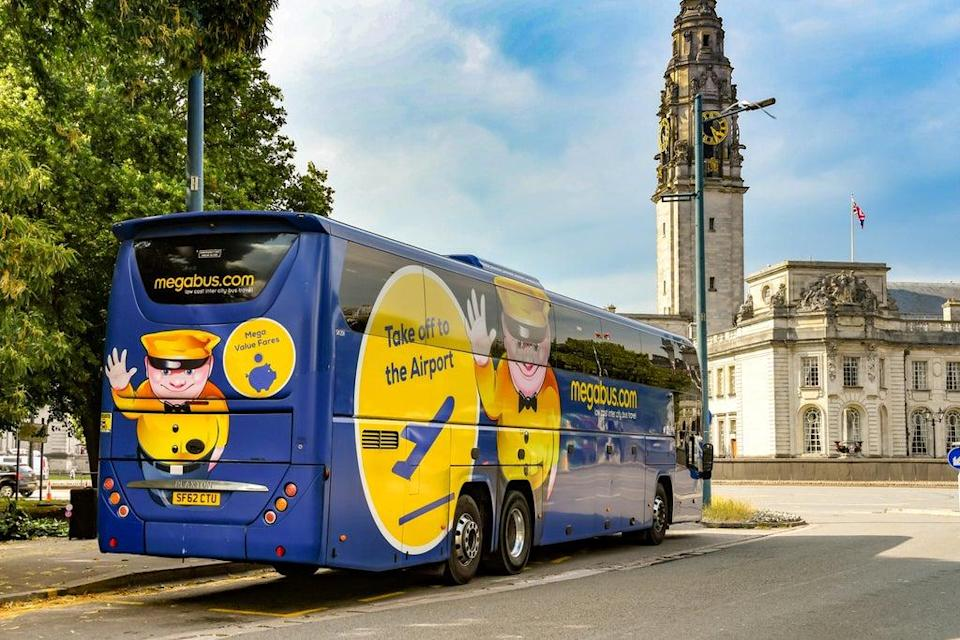 Megabus is one of the brands owned by Stagecoach (Getty Images)