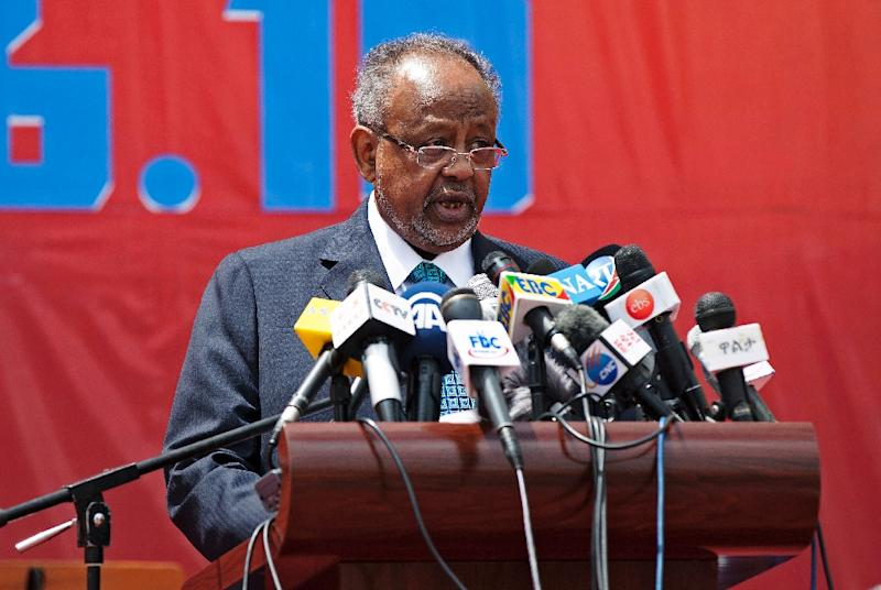 Ismaïl Omar Guelleh, President of Djibouti, has held power for 18 years in the country