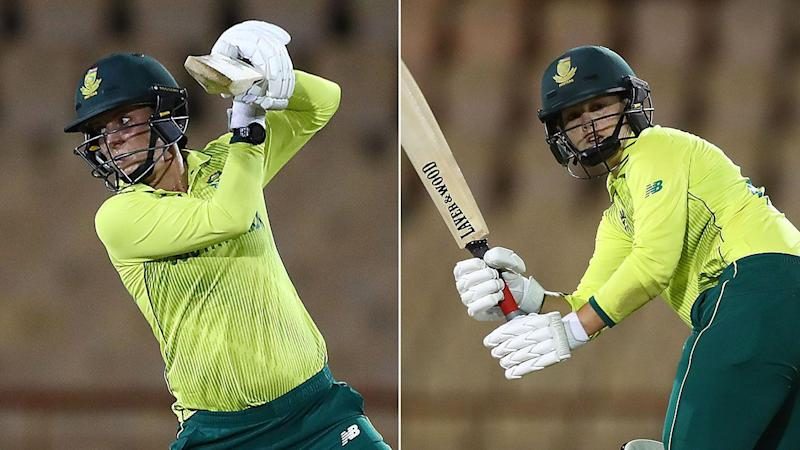 Married cricketers' historic innings at Women's World T20