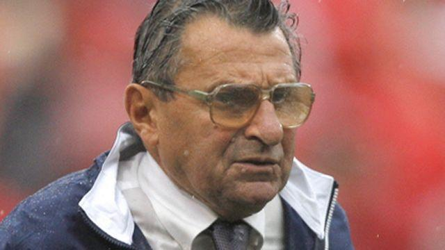 Penn State to honor former head football coach Joe Paterno, after being fired amid the Jerry Sandusky child sex abuse scandal