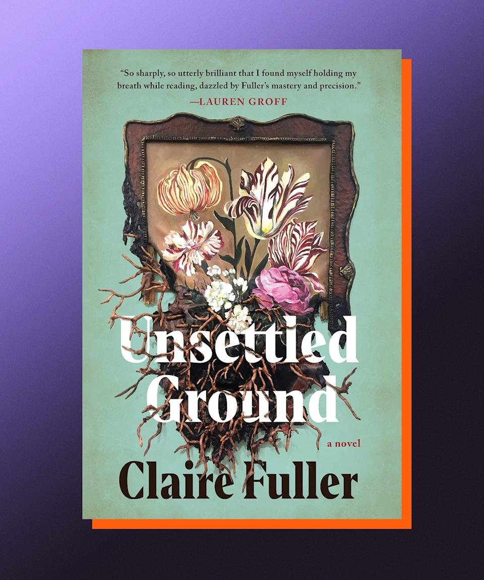 Unsettled Ground, Claire Fuller