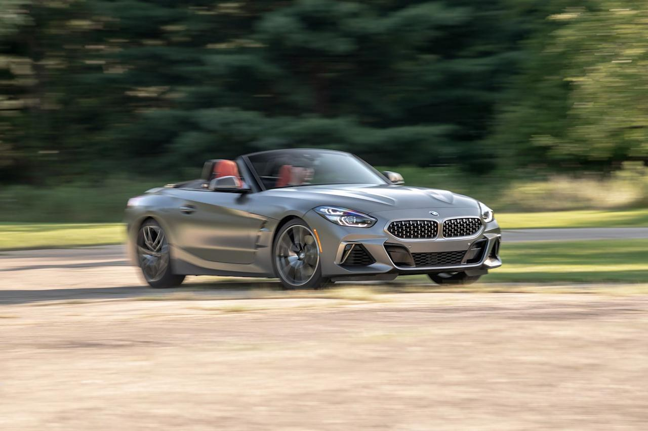 <p>The latest Supra might not be enough of a Toyota for loyalists, but it is no slouch. There's a lot of performance baked into the new platform to bolster the Z4's sports-car credentials. We'd be cool with BMW making the Z4 drive even more like the Supra.</p>