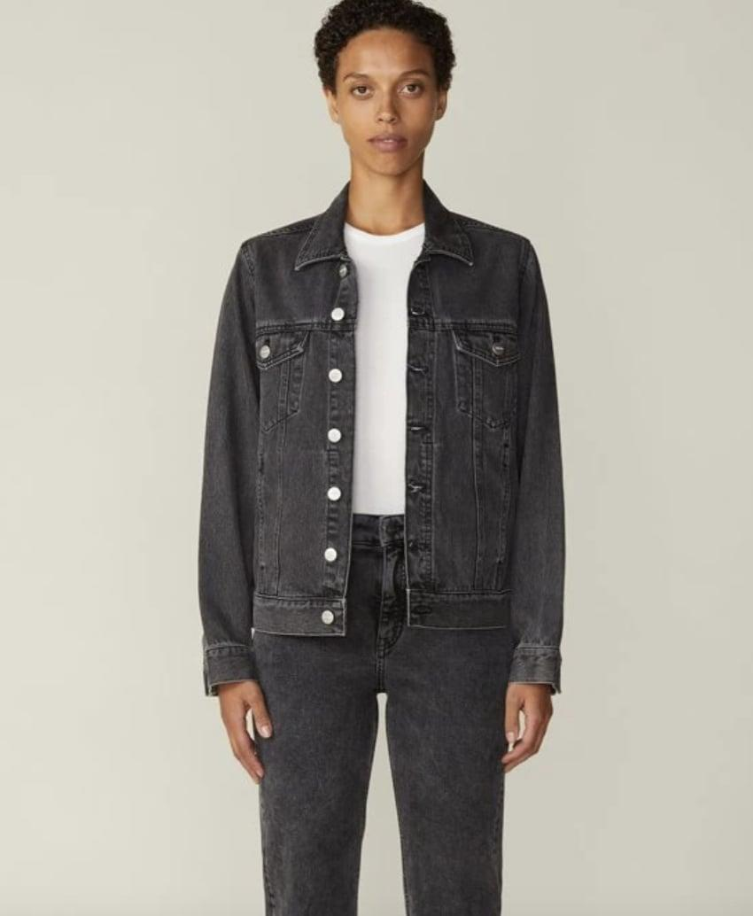 <p>We all need a jacket like the <span>Warp + Weft All Gender Jacket</span> ($98) in our closet.</p>