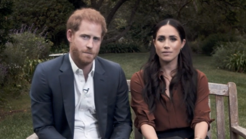 Meghan Markle and Prince Harry Spoke Out on the Importance of Voting