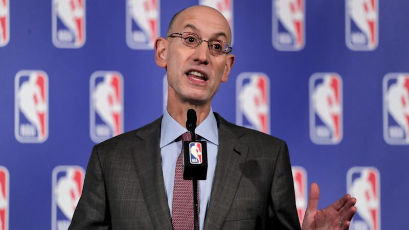 11cd86c1946d Adam Silver encourages Warriors to  increase their dominance