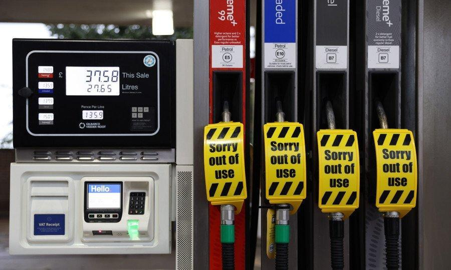 What's the reason behind the fuel shortage and crisis?