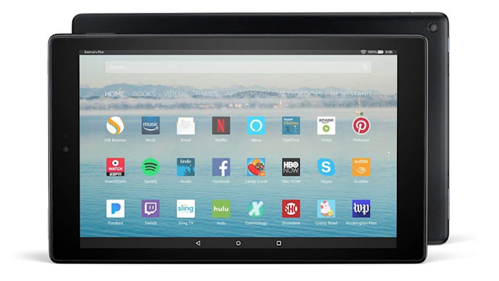 A great tablet for less than $100? Yes, please.