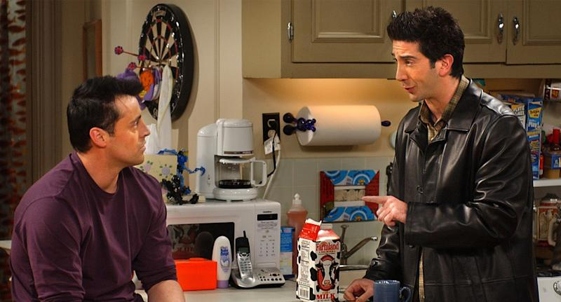 Suspected UK thief bears striking resemblance to 'Friends' star David Schwimmer