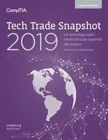 US Technology Exports Totaled Nearly $340 Billion in 2018, CompTIA Analysis Finds
