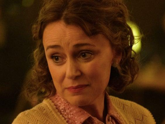 Keeley Hawes as Valerie Tozer in 'It's a Sin'Red Production Company