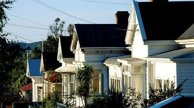 The QV House Price Index showed the average value for the Auckland Region is $1,031,253, compared to Wellington's $553,023. Source: Barfoot and Thompson, Facebook.