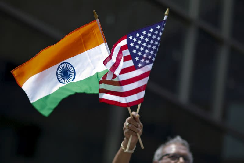India says will not 'rush into' a trade deal with U.S.