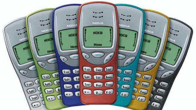 It's back, the Nokia 3310