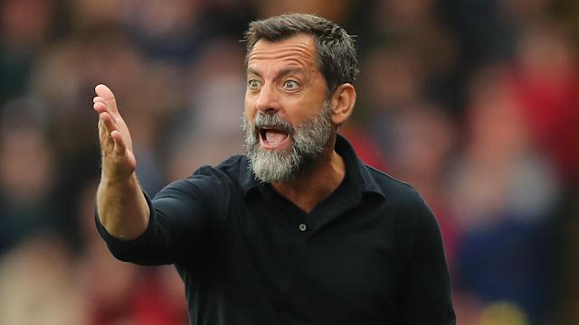 Bottom-placed Watford have made their second coaching change of the season, dismissing Quique Sanchez Flores.