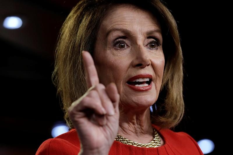 Pelosi's Border Deal Exposes Growing Dem Rift