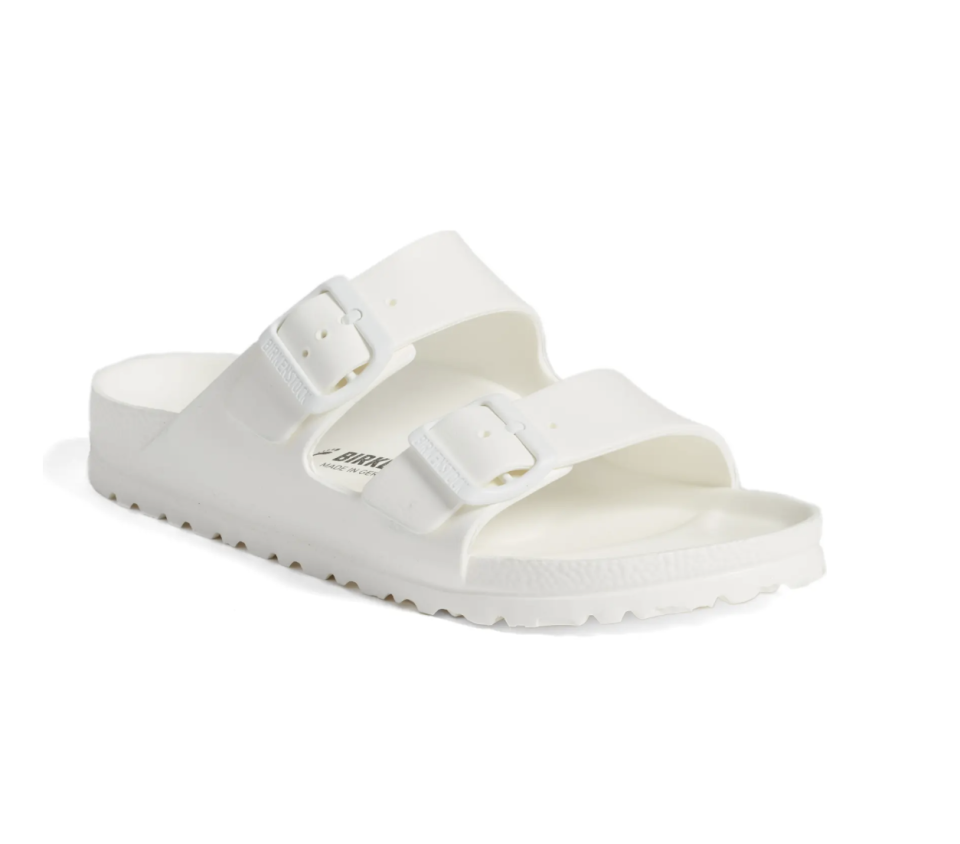 Essentials Arizona Waterproof Slide Sandal - Nordstrom, $45