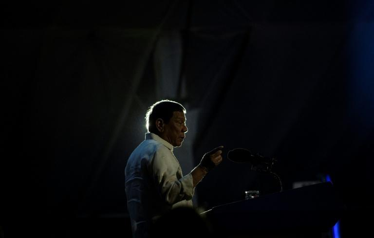 Many Filipinos love President Rodrigo Duterte for his man-of-the people habits, such as eating food with his hands, wearing casual clothes even in formal situations and lacing his language with street-level curses